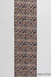 手刺繍袋帯